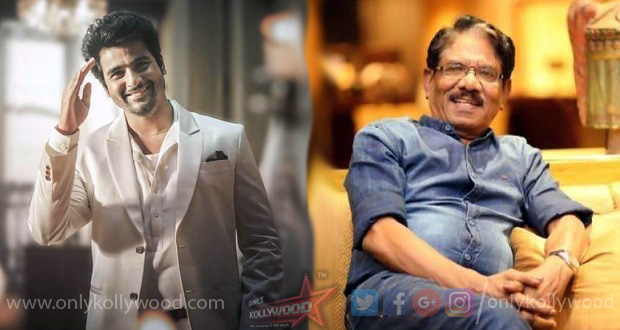 Photo of Bharathiraja roped in for Sivakarthikeyan – Pandiraj film