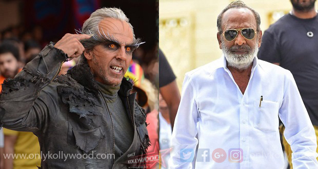 Photo of I requested Mahendran sir to dub for Akshay Kumar in 2.0, reveals Shankar