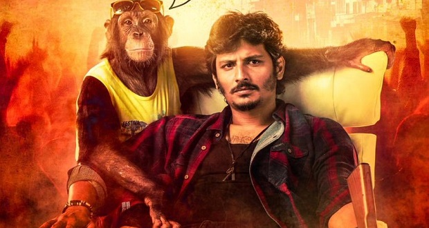 Photo of Jiiva's heist comedy Gorilla to hit screens on May 17th