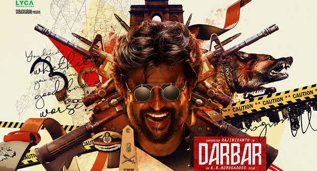 Photo of AR Murugadoss announces Darbar poster design contest