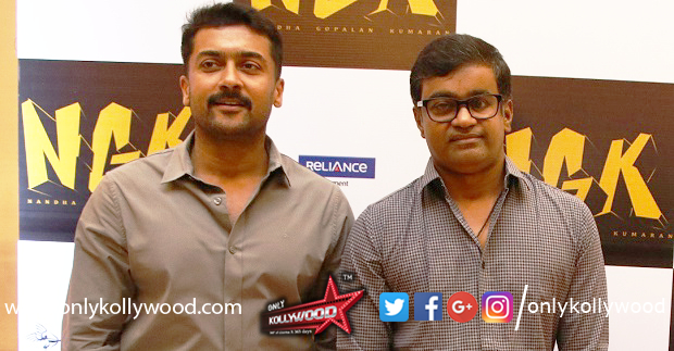 Photo of If you are writing your next, please keep me in mind: Suriya tells Selvaraghavan