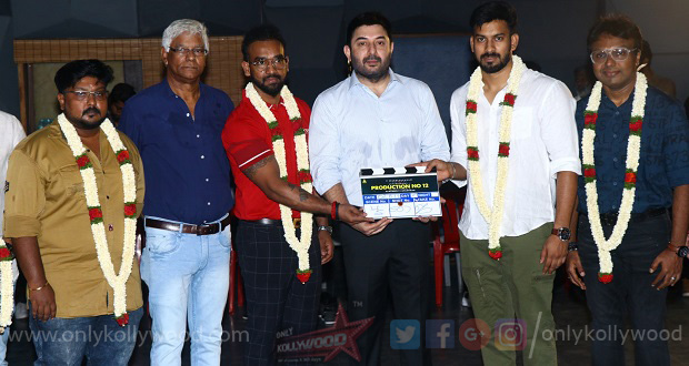 Photo of Arvind Swami and IAMK director to join hands