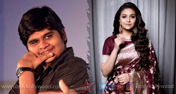 Photo of Karthik Subbaraj to produce Keerthy Suresh's next in Tamil?