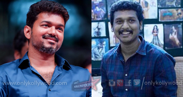 Maanagaram director in talks to helm Thalapathy Vijay's next