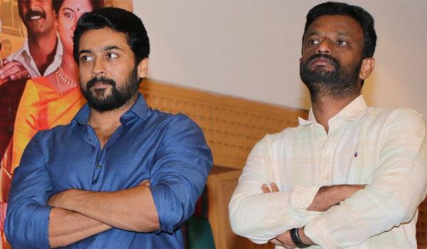 Photo of Pandiraj in talks to direct Suriya next
