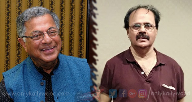 Photo of Kollywood in shock on the sudden demise of Girish Karnad and Crazy Mohan