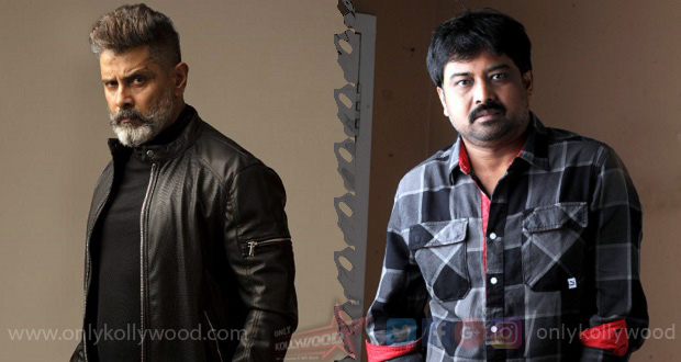 Photo of Chiyaan Vikram and Lingusamy to team up?