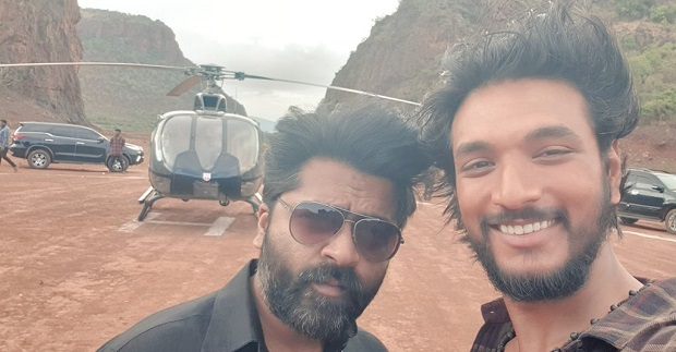 Photo of First schedule of STR – Gautham Karthik film wrapped up