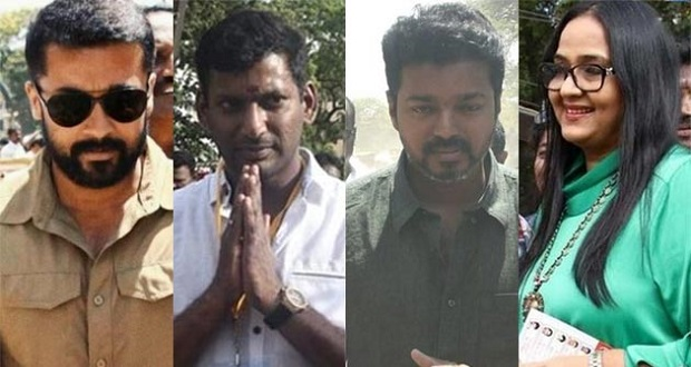 Photo of Ajith, Dhanush, STR, Vijay Sethupathi didn't cast vote in Nadigar Sangam elections