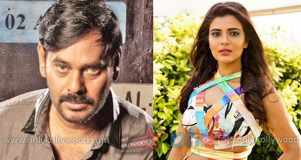 Photo of Natty paired opposite Aishwarya Rajesh in SK 16