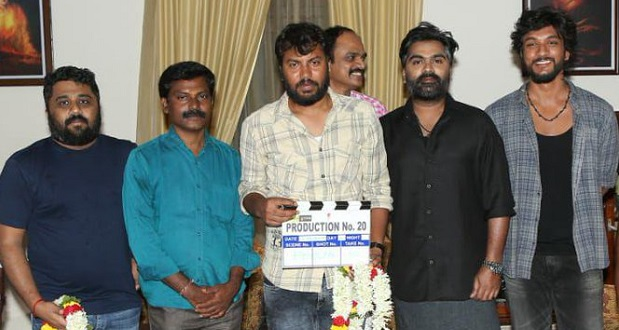 Photo of STR, Gautham Karthik's Mufti remake goes on floors
