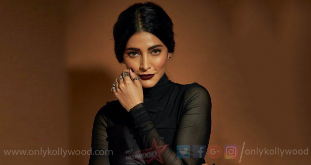 Photo of Shruti Haasan roped in for Hollywood web series Treadstone