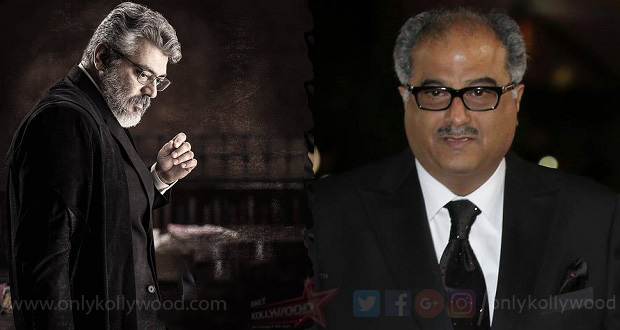 Photo of Thala 60 will be an original film: Boney Kapoor