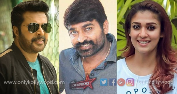 Photo of Vijay Sethupathi, Nayanthara and Mammootty to star in a bilingual film?