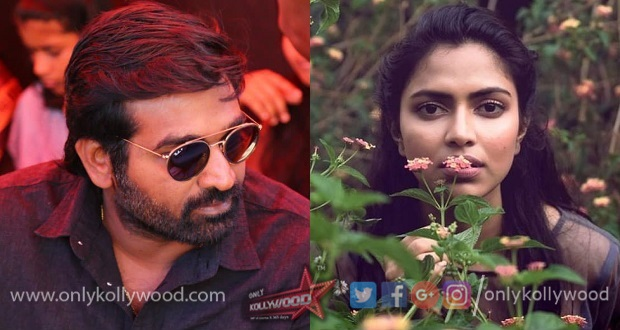 Photo of No harm is intended to you Vijay Sethupathi, clarifies Amala Paul on VSP33