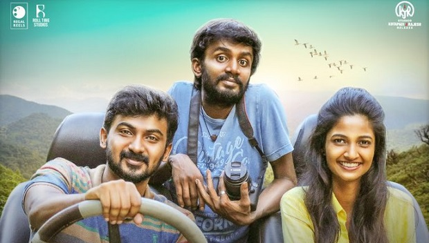 """Photo of """"Working in Thumbaa will be an unforgettable moment in my life,"""" breaks down Keerthi Pandian"""