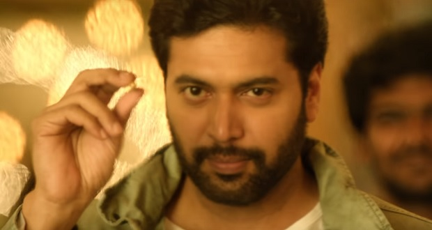 Photo of Jayam Ravi plays a special cameo in Thumbaa