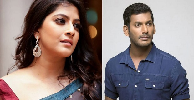 "Photo of ""Have some class and grow up,"" Varalaxmi Sarathkumar slams Vishal"