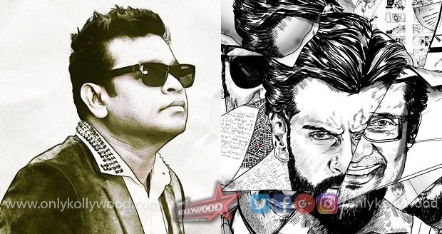 Photo of AR Rahman on board Chiyaan Vikram – Ajay Gnanamuthu film; to kickstart in August