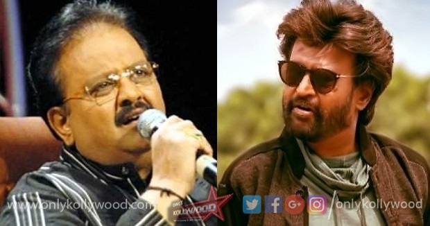 Photo of After Petta, SPB confirms singing for Rajinikanth's Darbar now