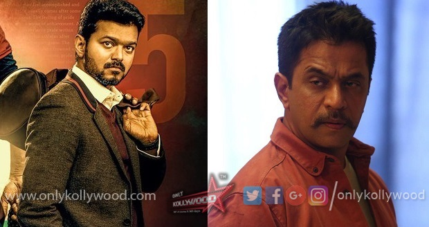 Photo of Arjun to lock horns with Vijay in Thalapathy 64?