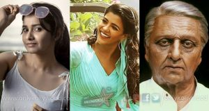Priya Bhavani Shankar and Aishwarya Rajesh on board Indian 2
