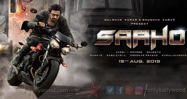 Photo of Rumours on Saaho release postponement trashed