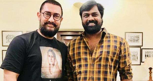 Photo of Why did Sketch director Vijay Chander meet Aamir Khan?