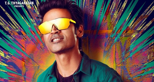 dhanush in pattas