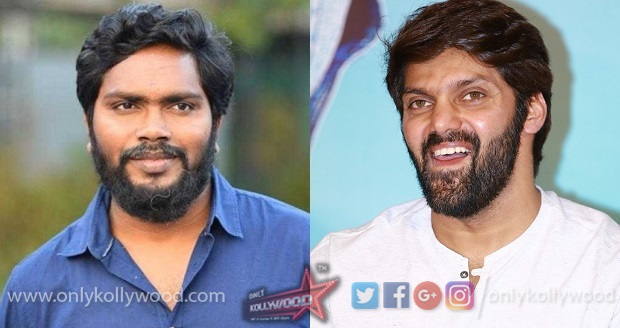 Photo of Pa Ranjith in talks for a film with Arya
