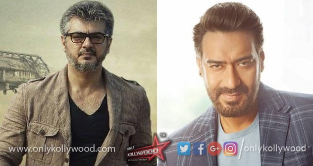 Ajay Devgn to play the antagonist in Thala 60