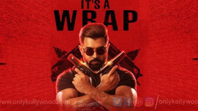 Photo of Arun Vijay's Mafia shooting wrapped up
