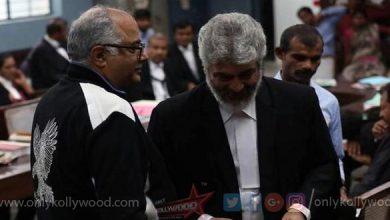 Photo of Boney Kapoor reveals details of Nerkonda Paarvai TN release
