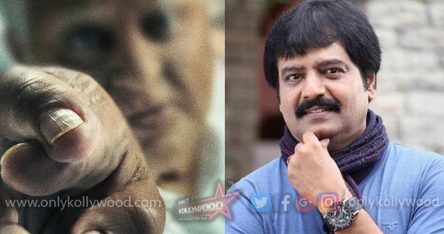 Indian 2 - Vivekh to join hands with Kamal Haasan for the first time