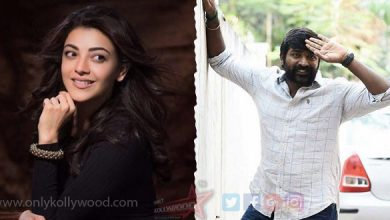 Photo of Kajal Aggarwal to join hands with Vijay Sethupathi for the first time?