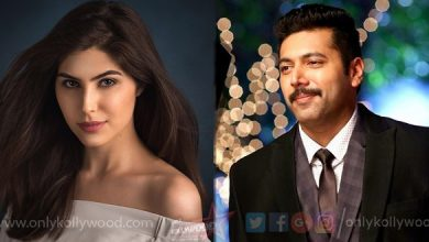 Photo of Sacred Games fame Elnaaz Norouzi onboard Jayam Ravi's next
