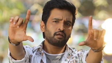 Photo of Santhanam teams up with KJR Studios for a triple action film