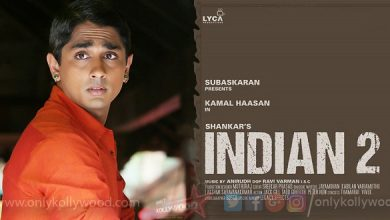 Photo of Siddharth plays a social activist in Indian 2?