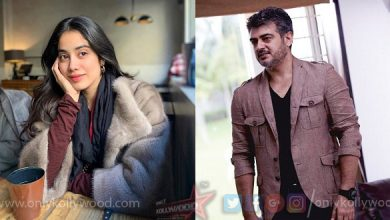 Photo of Thala 60: Janhvi Kapoor likely to make Tamil debut