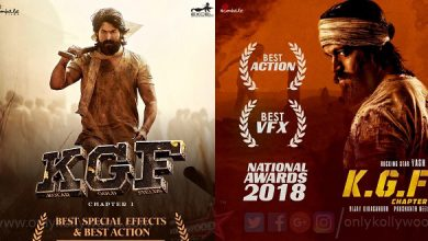 Photo of Yash's magnum-opus 'KGF' bags two National Awards