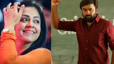 Photo of Jyotika and Sasikumar to play siblings in their next?