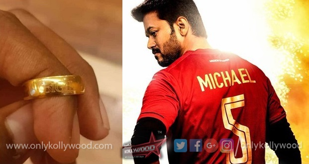 vijay gifts gold to bigil team