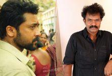Photo of Suriya and director Hari's Aruvaa dropped?