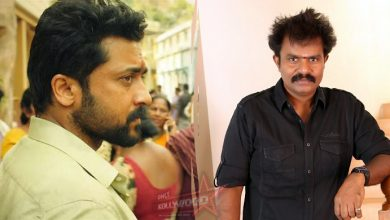 Photo of Suriya and director Hari's Aruvaa dropped?