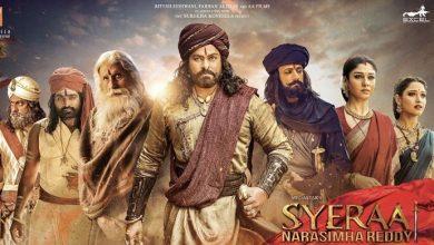 Photo of Sye Raa Narasimha Reddy Movie Review