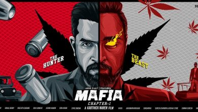 Photo of Mafia tops Chennai box office in its opening weekend
