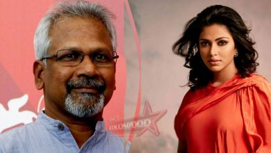 Photo of Amala Paul opts out of Ponniyin Selvan?