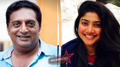 Photo of Prakash Raj and Sai Pallavi to star in Vetrimaaran's Netflix anthology film