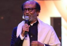Photo of Rajinikanth bestowed with the Icon of Golden Jubilee award at IFFI