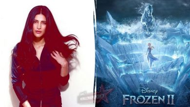 Photo of Shruti Haasan lends voice for Tamil version of Disney's Frozen 2